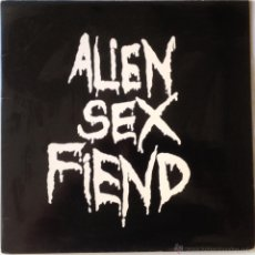 Discos de vinilo: ALIEN SEX FIEND. ALL OUR YESTERDAYS. ANAGRAM RECORDS, 1988. MUY BUEN ESTADO.. Lote 46092088