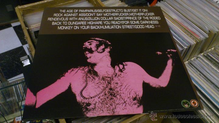 Discos de vinilo: Turbonegro Apocalypse Dudes lp Mans ruin records Punk Rock Similar a Hellacopters Gluecifer etc - Foto 2 - 107520595
