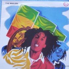 Disques de vinyle: THE WAILERS,REGGAE GREATEST EDICION ESPAÑOLA DEL 85. Lote 46102712