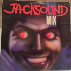 Discos de vinilo: JACKSOUND MIX. MIX DE MICHAEL JACKSON.. Lote 46108135