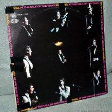 Discos de vinilo: RAPHAEL LIVE AT THE TALK OF THE TOWN LONDON - EDITADO EN VENEZUELA - LP VINILO 12' - 14 TEMAS - ORBE. Lote 46120495