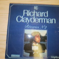 Discos de vinilo: RICHARD CLAYDERMAN. REVERIES Nº 2. Lote 46125119