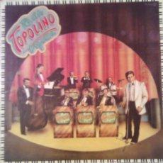 Discos de vinilo - radio topolino orquesta 1981 explosion es-34140 - 46138823