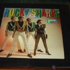 Discos de vinilo: ROCKY SHARPE & THE REPALYS LP ROCK-IT- TO MARS. Lote 46147749