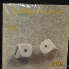 Discos de vinilo: PVP - LAS REGLAS DEL JUEGO - LP. Lote 155752821