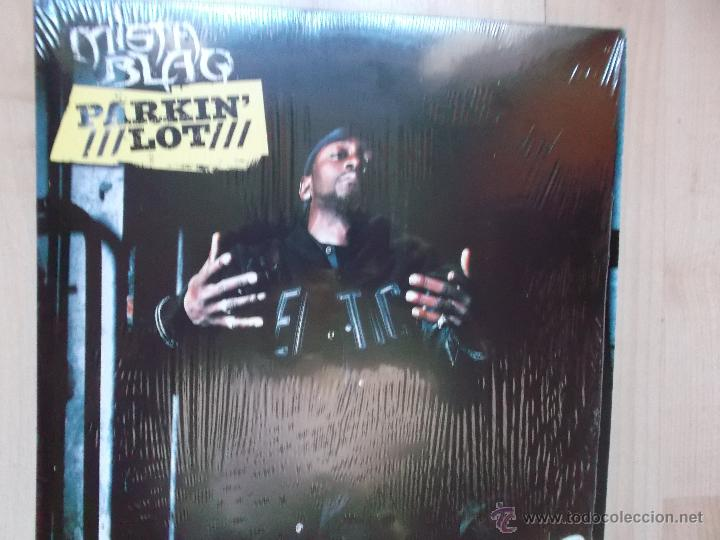 MISTA BLACQ PARKIN LOT 2006, RAP / HIP HOP (Música - Discos de Vinilo - Maxi Singles - Rap / Hip Hop)