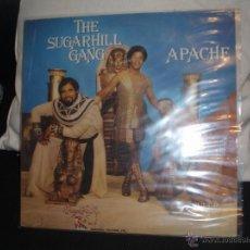 the sugarhill gang-apache, 8 th wonder.maxi zafiro