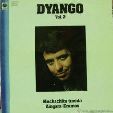 Discos de vinilo: DYANGO-VOLUMEN 2 LP VINILO 1982 SPAIN. Lote 46168277