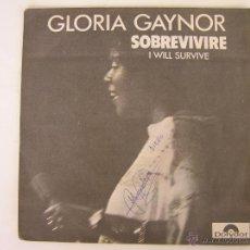 Discos de vinilo: GLORIA GAYNOR - I WILL SURVIVE - 1978. Lote 46170099