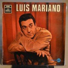 Discos de vinilo: LUIS MARIANO. SERIE AZUL. VIOLETAS IMPERIALES Y OTROS. REGAL 1968.. Lote 46171763