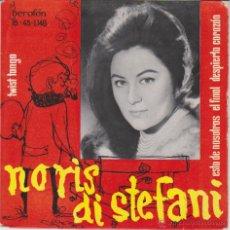 Discos de vinilo: NORIS DI STEFANI - TWIST TANGO - ESTO DE NOSOTROS + 2 - EP SPAIN 1962 VG++ / VG++. Lote 46172138