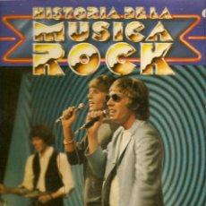 Discos de vinilo: THE WALKER BROTHERS HISTORIA DE LA MUSICA ROCK PHILIPS NO PONE AÑO. Lote 46172902