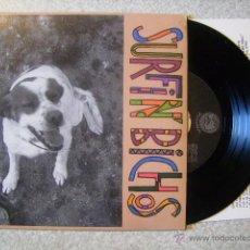 Discos de vinilo: SURFIN BICHOS.SU PRIMER EP.SOLO POR TI + 3....EX+. Lote 46175771
