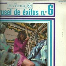 Discos de vinilo: THE SPECTRUM, SYLVIE VARTAN, DOMENICO MODUGNO... LP SELLO RCA VICTOR AÑO 1968 BERTAS, MARI TRINI.... Lote 46179285