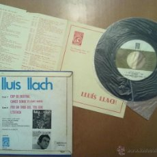 Discos de vinilo: LLUIS LLACH L'ESTACA CONCENTRIC NOVA CANÇO MUSICA. Lote 46188406