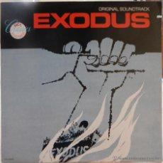 Discos de vinilo: LP VINILO - EXODO (EXODUS) (ERNEST GOLD) (EX / EX). Lote 46193032