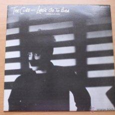 Discos de vinilo: THE CURE - LETS GO TO BED. Lote 46199041