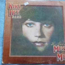 Discos de vinilo: THE KIKI DEE BAND,I´VE GOT THE MUSIC IN ME EDICION ESPAÑOLA DEL 74. Lote 46199835