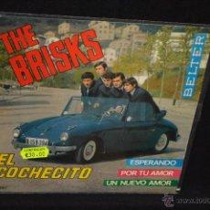 Discos de vinilo: THE BRISKS - EL COCHECITO + 3 - EP. Lote 46200279