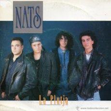 Discos de vinilo: NATS, SG, LA PLUTJA + 1, AÑO 1992. Lote 46205158