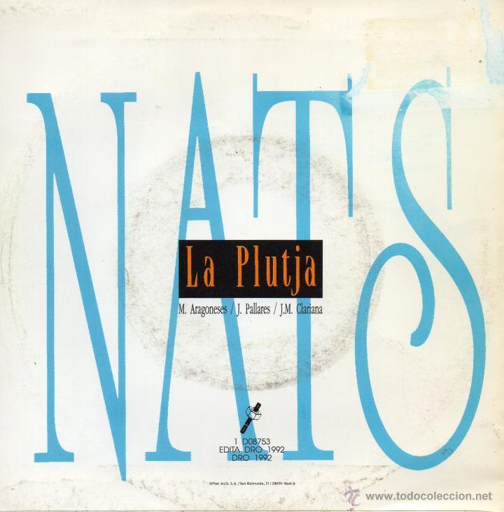 Discos de vinilo: NATS, SG, LA PLUTJA + 1, AÑO 1992 - Foto 2 - 46205158