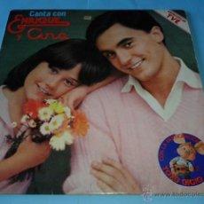 Disques de vinyle: CANTA CON ENRIQUE Y ANA. Lote 89141208