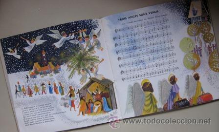 Discos de vinilo: TINO CHANTE NOEL - DISCO LIBRO CON PARTITURAS Y LETRAS - Foto 3 - 46207896