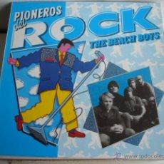 Discos de vinilo: THE BEACH BOYS PIONEROS DEL ROCK. Lote 46208450