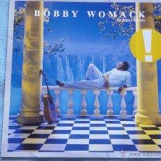 Discos de vinilo: BOBBY WOMACK,SO MANY RIVERS EDICION ALEMANA DEL 85. Lote 290038878