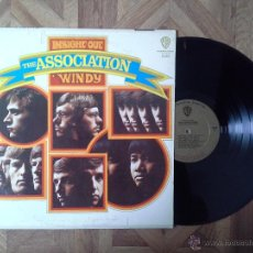 Discos de vinilo: THE ASSOCIATION - INSIGHT OUT - 3º LP USA 1967 - CARPETA VG+ VINILO VGVG+. Lote 46218786