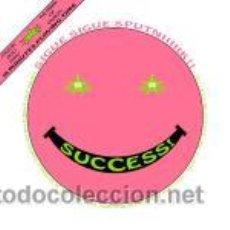 Discos de vinilo: SIGUE SIGUE SPUTNIK - SUCCESS - RARÍSIMO. Lote 46220814