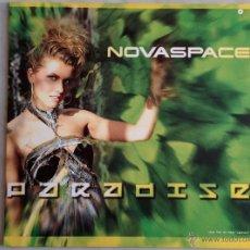 Discos de vinilo: NOVASPACE. PARADISE.. Lote 46226286