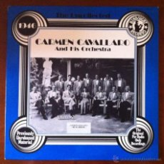 Discos de vinilo: CARMEN CAVALLARO AND HIS ORCHESTRA - ED. USA 1977 - IMPECABLE. Lote 46227273