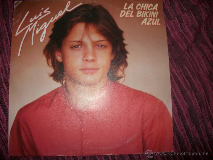 e7e8f82b1138 EP LUIS MIGUEL LA CHICA DEL BIKINI AZUL