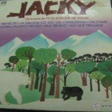 Discos de vinilo: JACKY. Lote 46238693
