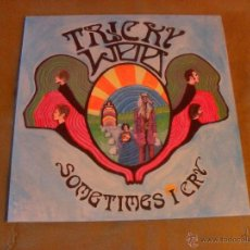 Discos de vinilo: TRICKY WOO. SOMETIMES I CRY. SONIC UNYON RECORDS. Lote 46254003