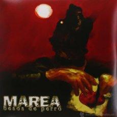 Discos de vinilo: LP MAREA BESOS DE PERRO VINILO 180G +CD ROCK NACIONAL. Lote 46254036