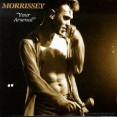 Discos de vinilo: LP MORRISSEY YOUR ARSENAL THE SMITHS VINILO. Lote 49495729