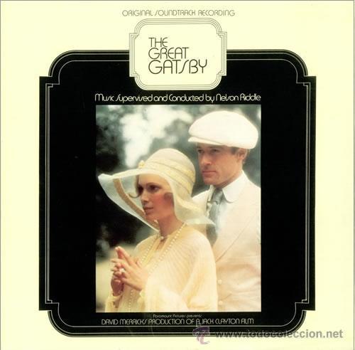 EL GRAN GATSBY. THE GREAT GATSBY. BSO. LP (Música - Discos - LP Vinilo - Bandas Sonoras y Música de Actores )