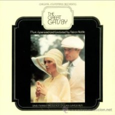 Discos de vinilo: EL GRAN GATSBY. THE GREAT GATSBY. BSO. LP. Lote 46257882