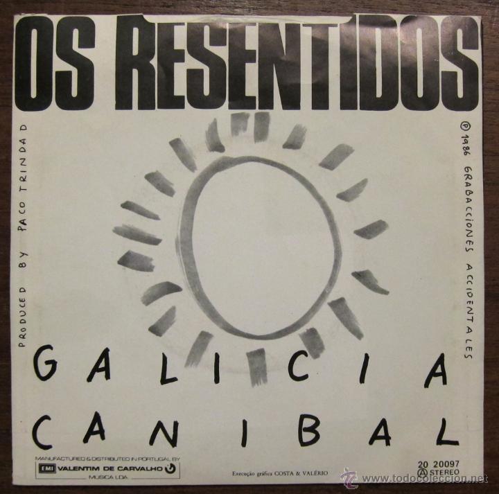 os resentidos galicia canibal