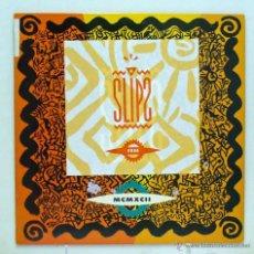 Discos de vinilo: SLIPS - 'FEM' (MAXI SINGLE VINILO. ORIGINAL 1992. RARO). Lote 46286685