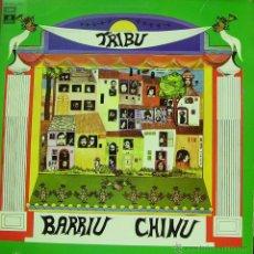 Discos de vinilo: TRIBU-BARRIU CHINU LP VINILO 1978 CON PORTADA DOBLE SPAIN. Lote 46314868