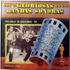 Discos de vinilo: MELODIAS DE BROADWAY '55 (LP). Lote 46327299