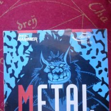 Discos de vinil: METAL NACIONAL VOL I -VOLUMEN 1-BRUQUE + NEXIS + EXCESS + ZEUS- METAL HAMMER/JUSTINE-LP SPAIN 1988. Lote 46327894