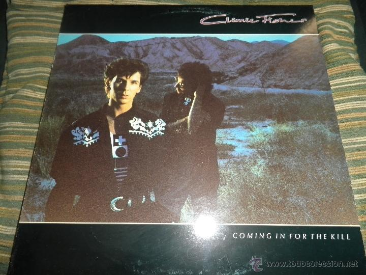 Discos de vinilo: CLIMIE FISHER - COMING IN FOR THE KILL LP - ORIGINAL ESPAÑOL - EMI 1989 CON FUNDA INT. ORIGINAL. - - Foto 18 - 46346624