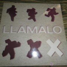 Discos de vinilo: LLAMALO X - LLAMALO X LP - ORIGINAL ESPAÑOL - HISPAVOX RECORDS 1988 CON ENCARTE INTERIOR -. Lote 46348387