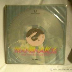 Discos de vinilo: PAU RIBA TRANSNARCIS, DOBLE DISCO, COMPLETO, LIBRO Y PERFUMES AÑO 86, EDICIÓN COLECCIONISTAS. Lote 46348912