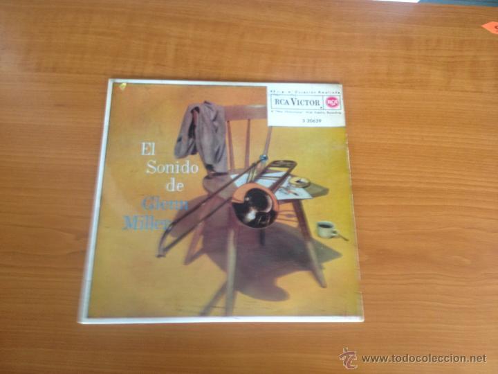 EL SONIDO DE GLENN MILLER - EP- RCA SPAIN (Música - Discos de Vinilo - EPs - Jazz, Jazz-Rock, Blues y R&B)
