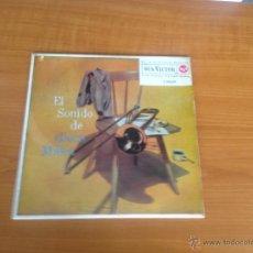 Discos de vinilo: EL SONIDO DE GLENN MILLER - EP- RCA SPAIN. Lote 46352228
